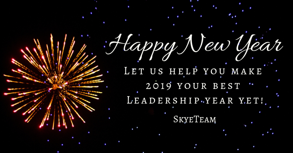 Happy New Year from all at SkyeTeam!