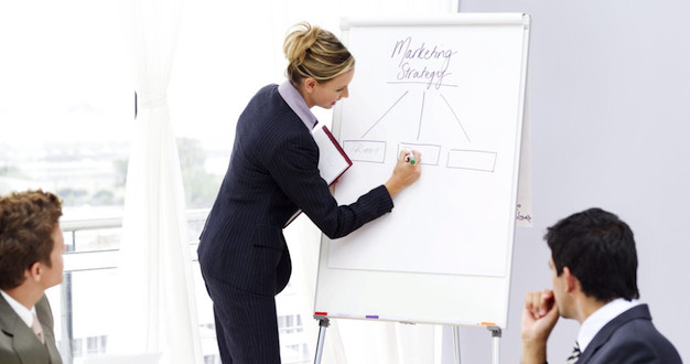 The art of the flipchart – 10 tips on how to use a flipchart